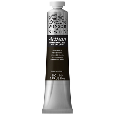 ARTISAN 200 ML IVORY BLACK