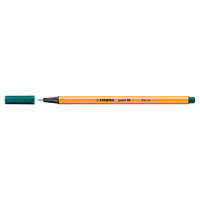 STABILO Point 88 Pen, Pine Green