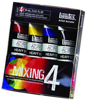 Liquitex Primary Colors Mixing Sets 6Color Set