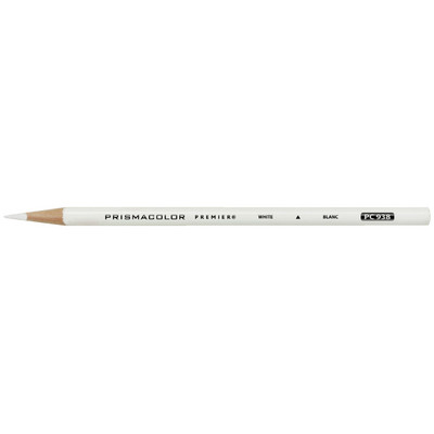 Prismacolor Premier Thick Core Colored Pencil, White