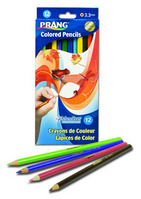 Dixon Prang Colored Pencil Sets 24Color Set