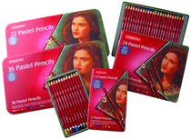 Derwent Pastel Pencil Sets 6Color Set