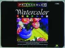 Prismacolor Watercolor Pencils Sets 12Color Set