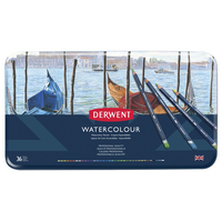 WC PENCIL 36 CLR SET TIN