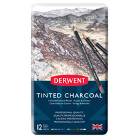 TINTED CHARCOAL TIN 12