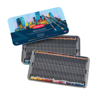 PROCOLOUR PENCIL 72 TIN
