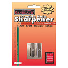 General Pencil Double Hole Sharpener