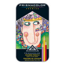 Prismacolor Premier Thick Core Colored Pencil Set, 24Colors