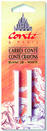 Conte Cont Crayon Pack, White, 2B