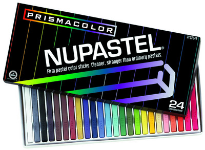 Nupastel 12 Color Assorted Set