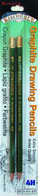 Kimberly Graph Pencil 4B 2 Pack
