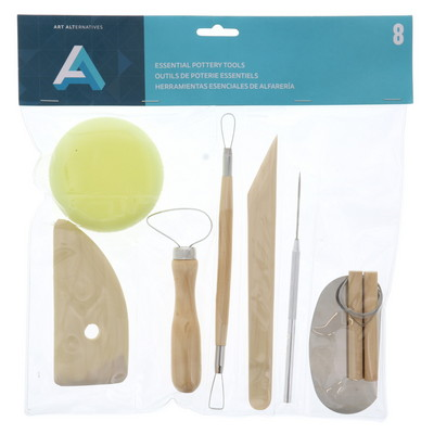 Art Alternatives Pottery Tool Kit