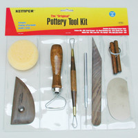 Kemper Tools 8Piece Pottery Tool Kit