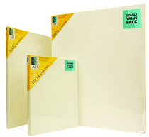 Canvas Value Pak 12X16 2 Pieces