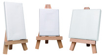 Art Alternatives Itty Bitties Canvas 2 x 4