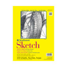 Strathmore Sketch Paper Pad 300 Series TapeBound 9 x 12