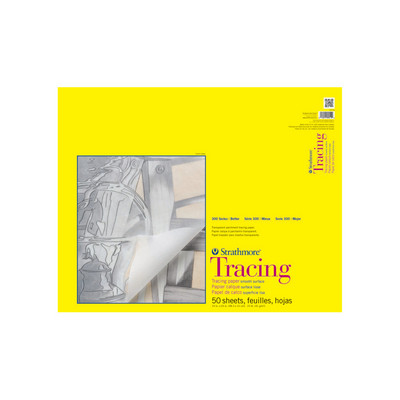 Strathmore Tracing Paper Pad, 300 Series, 19 x 24