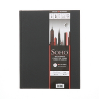 Soho Sketch Book 85X11 80 Sheets