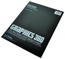 "Bienfang 360 Graphics Pads 50-Sheet Pads 14"" x 17"""