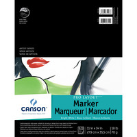 Canson Artist Series ProLayout Marker Pad 11 x 14