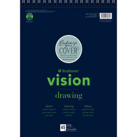 Strathmore Vision Drawing Paper Pad 11 x 14