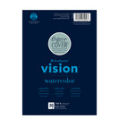 Strathmore Vision Watercolor Paper Pad, 6 x 9, 30 Sheets