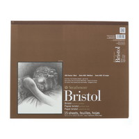 Strathmore Bristol Paper Pad, 400 Series, Smooth, 14 x 17