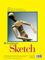Strathmore Sketch Pads Series 300 TapeBound 18 x 24 (120 Sheets)