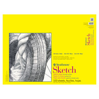 Strathmore Sketch Paper Pad 300 Series SpiralBound 11 x 14
