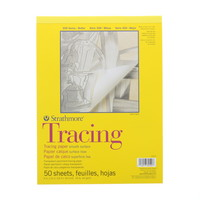 Strathmore Tracing Paper Pad, 300 Series, 9 x 12