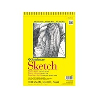 Strathmore Spiral Bound Sketch Paper Pad, 300 Series (3.5 x 5)