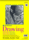 Strathmore Drawing Paper Pad, 300 Series, 20 Sheets, 14 x 17