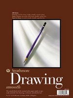 Strathmore Drawing Paper Pad, Medium Surface, 18 x 24