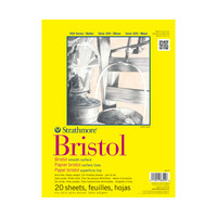 Strathmore Bristol Paper Pad, 300 Series, Smooth, 11 x 14