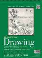 Strathmore Drawing Paper Pad, 400 Series Recycled (11 x 14)