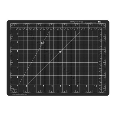 CUTTING MAT 9X12 GREENBLACK