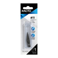 XActo #11 Blades For #1 Knife