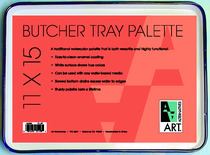 Art Alternatives Butcher Tray Palettes 11 x 15