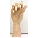 MANIKIN HAND RIGHT