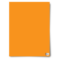 Royal Consumer Product 22 x 28 Poster Board  Yellow, 25 Count