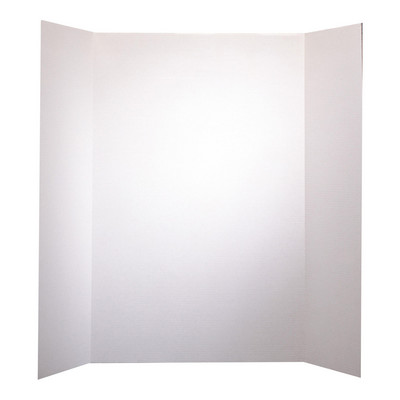 Elmers Project Pro Display Board, 36 x 48, 1 Ply, White