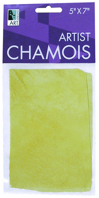 Art Alternatives Artist Chamois, 5 x 7