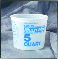 Multi Mix Pail, 212 Quart