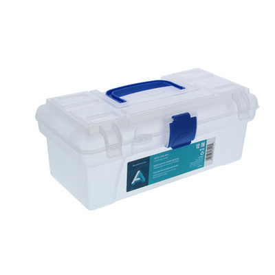 ARTIST TOOLBOX CLEAR 12IN