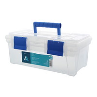 ARTIST TOOLBOX CLEAR 16IN