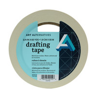 Art Alternatives Drafting Tape, 34 x 60 yds.