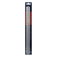 Staedtler Mars Engineering Triangular Scale, 12 White