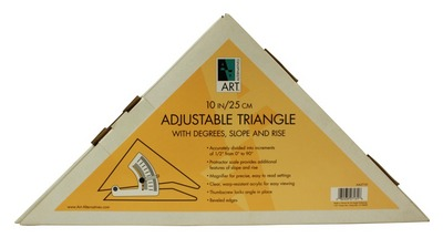 Adjustable Triangle 8 Inch