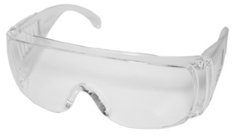 Safety Glasses for over eyewear