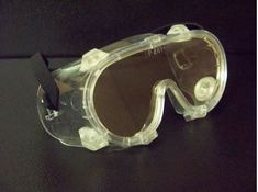 CHEMISTRY PROTECTIVE GOGGLES